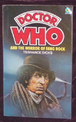 Image for Doctor Who and the Horror of Fang Rock