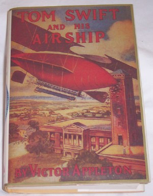 Image for Tom Swift and His Airship or The Stirring Cruise of The Red Cloud