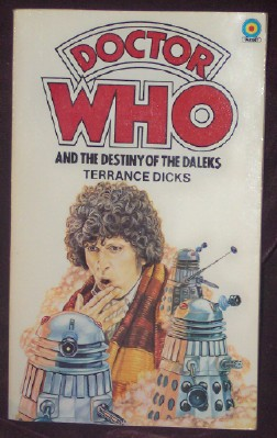 Image for Doctor Who and the Destiny of the Daleks
