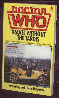 Image for Travel Without the Tardis