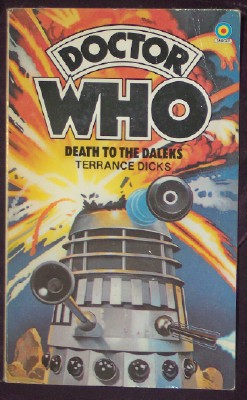 Image for Doctor Who Death to the Daleks