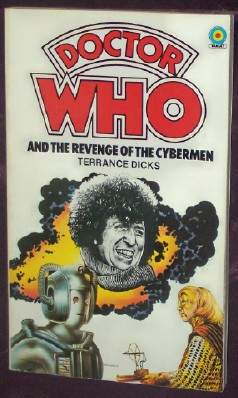 Image for Doctor Who and the Revenge of the Cybermen