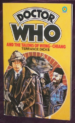 Image for Doctor Who and the Talons of Weng Chiang