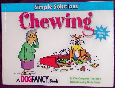 Image for Chewing: Plus Training Tips