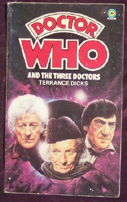 Image for Doctor Who The Three Doctors